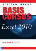 Basiscursus Excel 2010