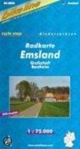 Emsland/Grafschaft Bentheim Cycle Map Gps
