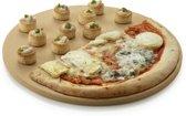 Barbecook Pizzaplaat - Beige