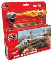 Airfix - M  Starter Set - Douglas A4-b Skyhawk