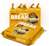 Body & Fit Smart Break - Chocolade hazelnootwafel - Suikerarm - 5 stuks