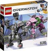 LEGO Overwatch D.Va & Reinhardt - 75973