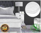 HighClassleep - Air Mattress Topper White 180x210