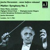Mahler: Symphony No. 3 (Bonus: Brah