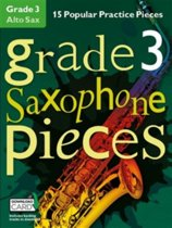 Grade 3 Alto Saxophone Pieces