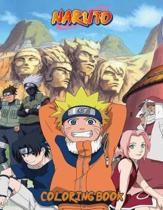 Naruto Coloring Book