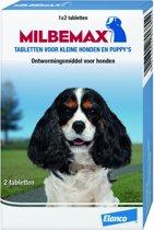 Milbemax Ontwormingsmiddel - Kleine Hond - 1x2 Tabletten