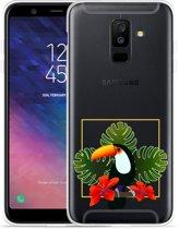 Galaxy A6 Plus 2018 hoesje Tucan