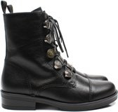 Gabor 31.792.27 veter boots - zwart, ,38 / 5
