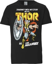 Logoshirt T-Shirt Thor - Marvel - For Asgaaard!