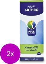 Puur Natuur Arthro - Voedingssupplement - Gewrichten - Spieren - 2 x 50 ml