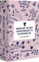 Jane austen notecards