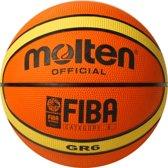 Molten Basketbal Gr Oranje Maat 6