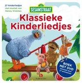 Omslag van 'Sesamstraat - Klassieke kinderliedjes'