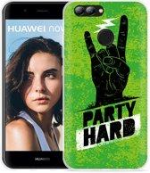 Huawei Nova 2 Hoesje Party Hard 3.0