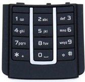 Toetsenbord (Binnen) Nokia 6280 Black Origineel