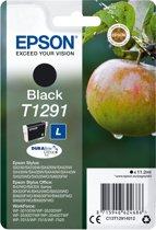 Epson T1291 - Inktcartrdige /  Zwart