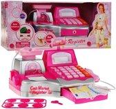 Speelgoed Kassa met Scanner Licht en Geluid en Geld & Pin   Speelgoedkassa
