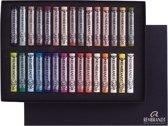 "Soft pastel set heel 30 kleuren softpastels ""portret"" pastelkrijt"