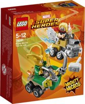 LEGO Super Heroes Mighty Micros: Thor vs. Loki - 76091