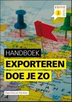 Handboek 3-2015 - Exporteren doe je zo