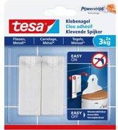 1x2 Tesa klevende spijker voor tegels en metaal 3kg