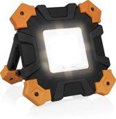 Smartwares FCL-80117 LED Oplaadbare werklamp met opvouwbare steun