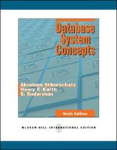 Database System Concepts International Ed.