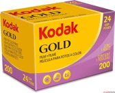 KODAK - Gold - Film - 35mm - 24exp.-  ISO 200 (2 stuks)