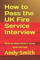How to Pass the UK Fire Service Interview