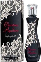 Christina Aguilera Unforgettable 50ml EDP Spray