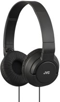 JVC HA-S180B - On-ear koptelefoon - Zwart