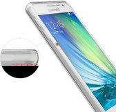 Doorzichtige silicone hoesje Samsung Galaxy A3 2016