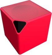 Bigben Luminous Bluetooth Speaker - LED Verlichting - Rood