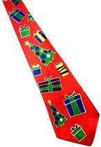 Kerst stropdas – Merry Christmas and a Happy New Tie Nr.8