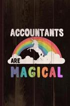 Accountants Are Magical Journal Notebook