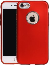 Wicked Narwal | Design backcover hoes voor iPhone 7/8 Rood