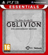 The Elder Scrolls: IV Oblivion 5th - Anniversary Essentials Edition - PS3