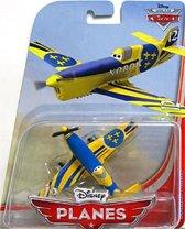 Disney Planes - Die-Cast Gunner Viking - Mattel