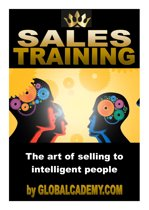 Sales Training: The art of selling to intelligent people