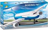 Cobi 600 Pcs Boeing /26600/ 787 Dreamliner