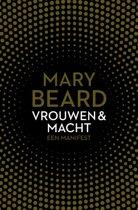 Boek cover Vrouwen en macht van Mary Beard