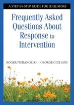 Frequently Asked Questions About Response to Intervention
