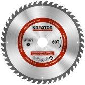 Kreator KRT020505  Universeel zaagblad 254 mm -  60T