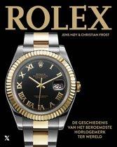Boek cover Rolex van Jens HØY (Hardcover)
