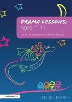 Omslag van 'Drama Lessons: Ages 7-11'