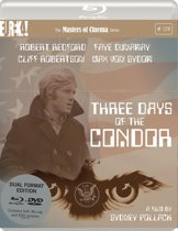 Three Days of the Condor (1975) [Masters of Cinema] Dual Format (Blu-ray & DVD)