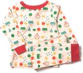 Little Village pyjama van Little Green Radicals (3-4 jr)