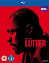Luther - Series 1-3 (Import)[Blu-ray]
