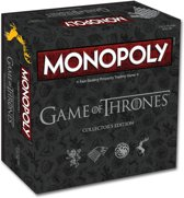 Monopoly Game of Thrones (Collector's Edition) - Engelstalig Bordspel